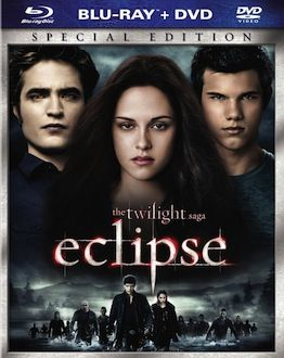 Twilight Eclipse DVD Blu ray box art1 DVD/Blu ray Breakdown: December 7th, 2010