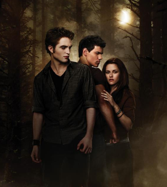 Twilight Saga New Moon Bella Edward Jacob Header The Twilight Saga: Eclipse Gets IMAX Release