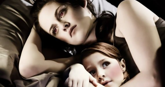 Twlight Spinoff Bella Renesmee Twilight Saga Spin Off Already Being Developed