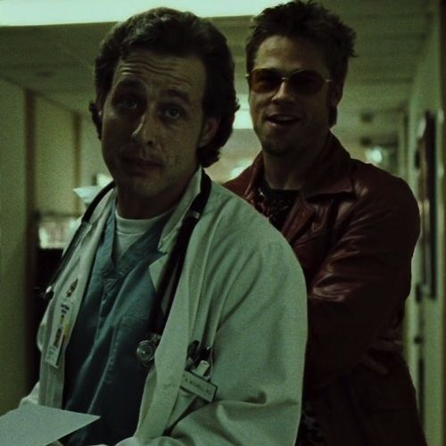Tyler Durden Fight Club Hidden Flashes Best Hidden Messages in Famous Movies