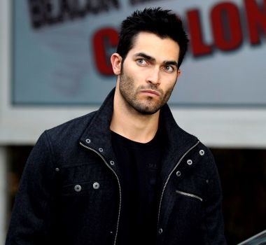 Tyler Hoechlin Nightwing Batman vs Superman