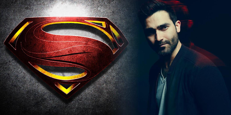 supergirl set photos show clark kent becoming superman screen rant