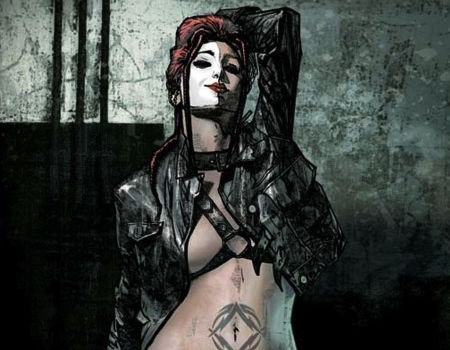 Typhoid Mary Alex Maleev