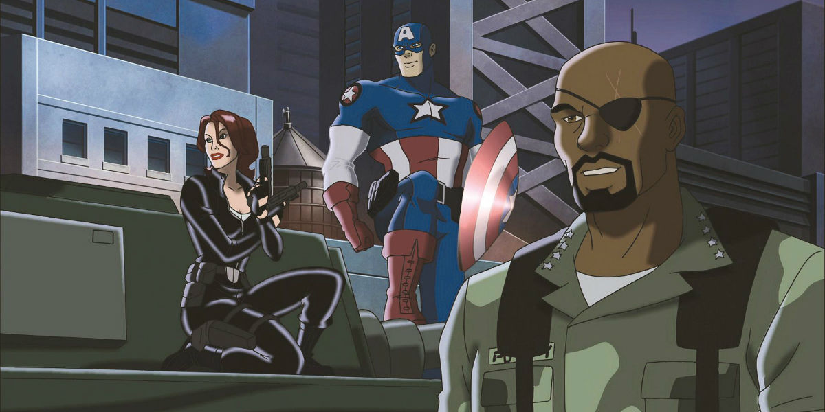 ultimate avengers the movie - photo #22