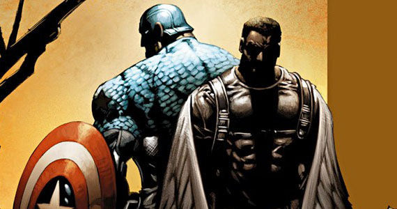Ultimate Falcon Captain America Kevin Feige Calls Captain America 2 a Political Thriller
