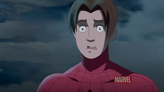 Ultimate Spider Man Cartoon Peter Parker Comic Con 2012 Schedule: Saturday, July 14th