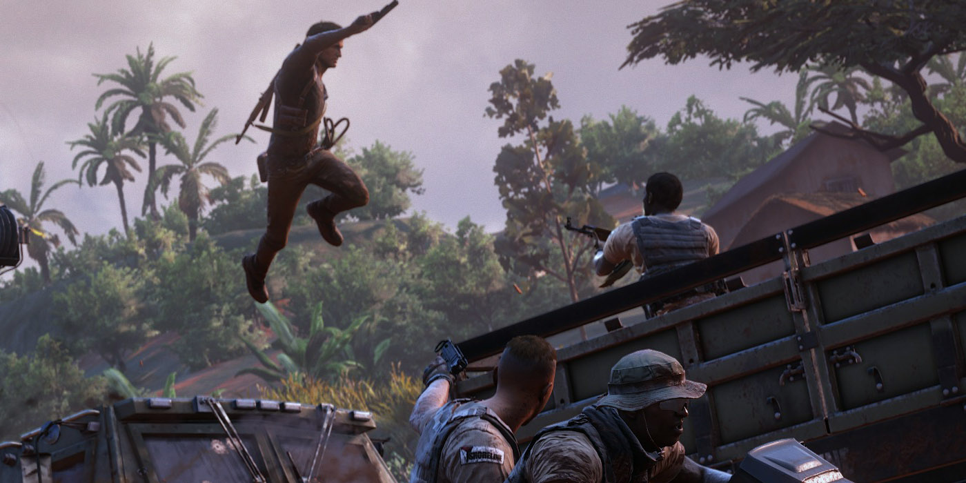 Uncharted 4 Multiplayer Revealed: All Maps Will Be Free