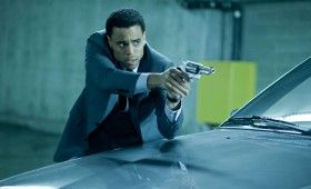 Underworld 4 Michael Ealy aims Gun 280x170 Underworld 4 Image Gallery & Clips; Kate Beckinsale Talks Franchise Future