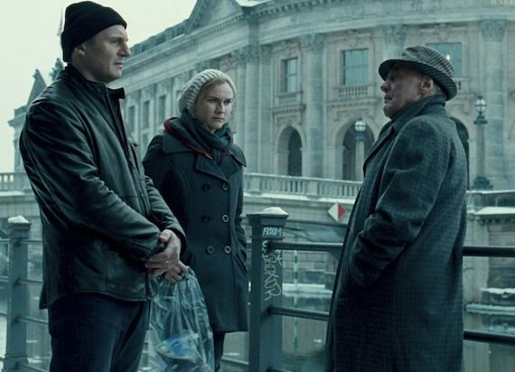 Unknown Liam Neeson Bruno Ganz Unknown Review