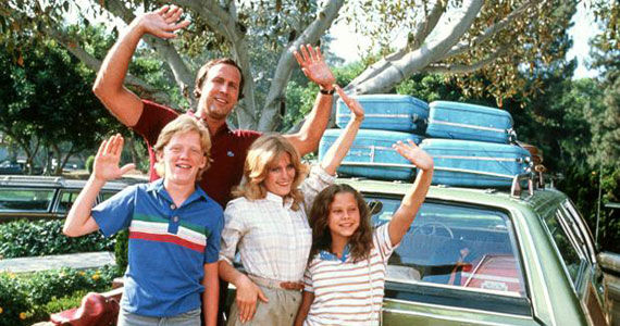 Vacation Cast of the original Vacation
