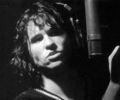 Val Kilmer as Jim Morrison The Doors