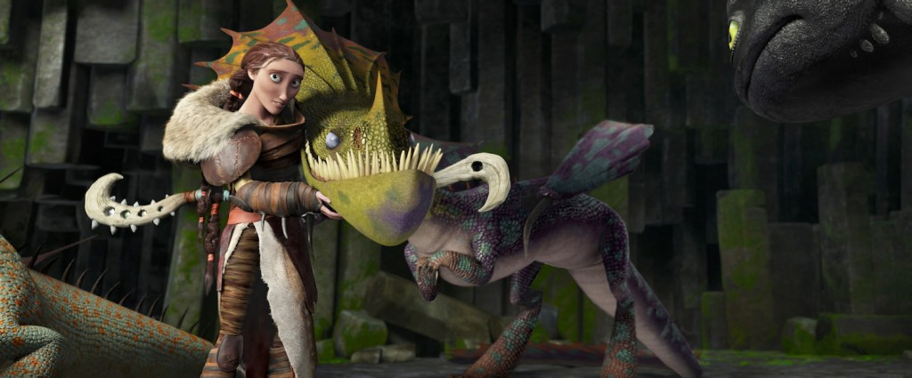 Valka in How to Train Your Dragon 2