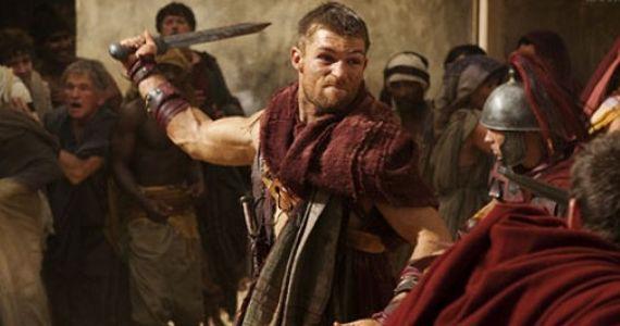 Liam McIntyre Spartacus: Vengeance