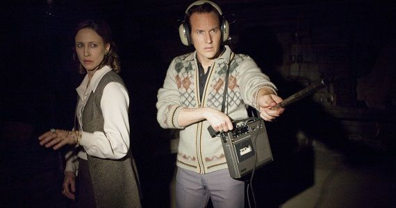 Vera Farmiga and Patrick Wilson in The Conjuring The Conjuring Early Reviews: Is This the Scariest Movie of 2013?