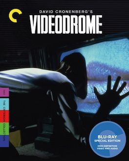 Videodrome Blu ray box art1 DVD/Blu ray Breakdown: December 7th, 2010