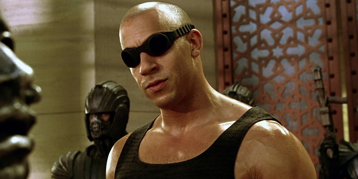 Riddick 4 is an R-Rated Origin Story; Shooting in 2017