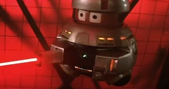 Vincent The Black Hole Our 20 Favorite Movie Robots