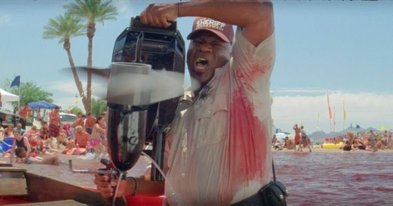 Ving Rhames returning for Piranha 3DD Weekend Movie News Wrap Up: May 8th, 2011