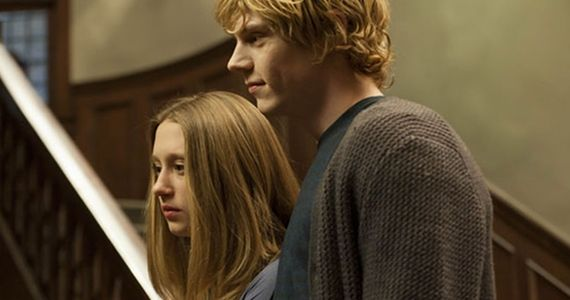 Tate And Violet American Horror Story Season 2