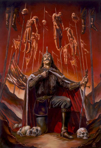 Vlad the Impaler Vlad To Reimagine Draculas Early Days [Updated]