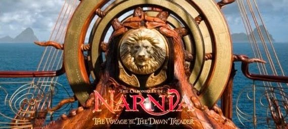 Voyage of the Dawn Treader 2nd Trailer For Voyage of the Dawn Treader