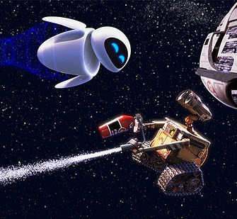 WALL-E and EVE Dance in the Stars