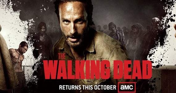 Walking Dead Season 3 Poster The Walking Dead Season 3 Poster: Enter Michonne & The Governor!