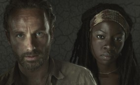 The Walking Dead Season 5: Rick & Michonne