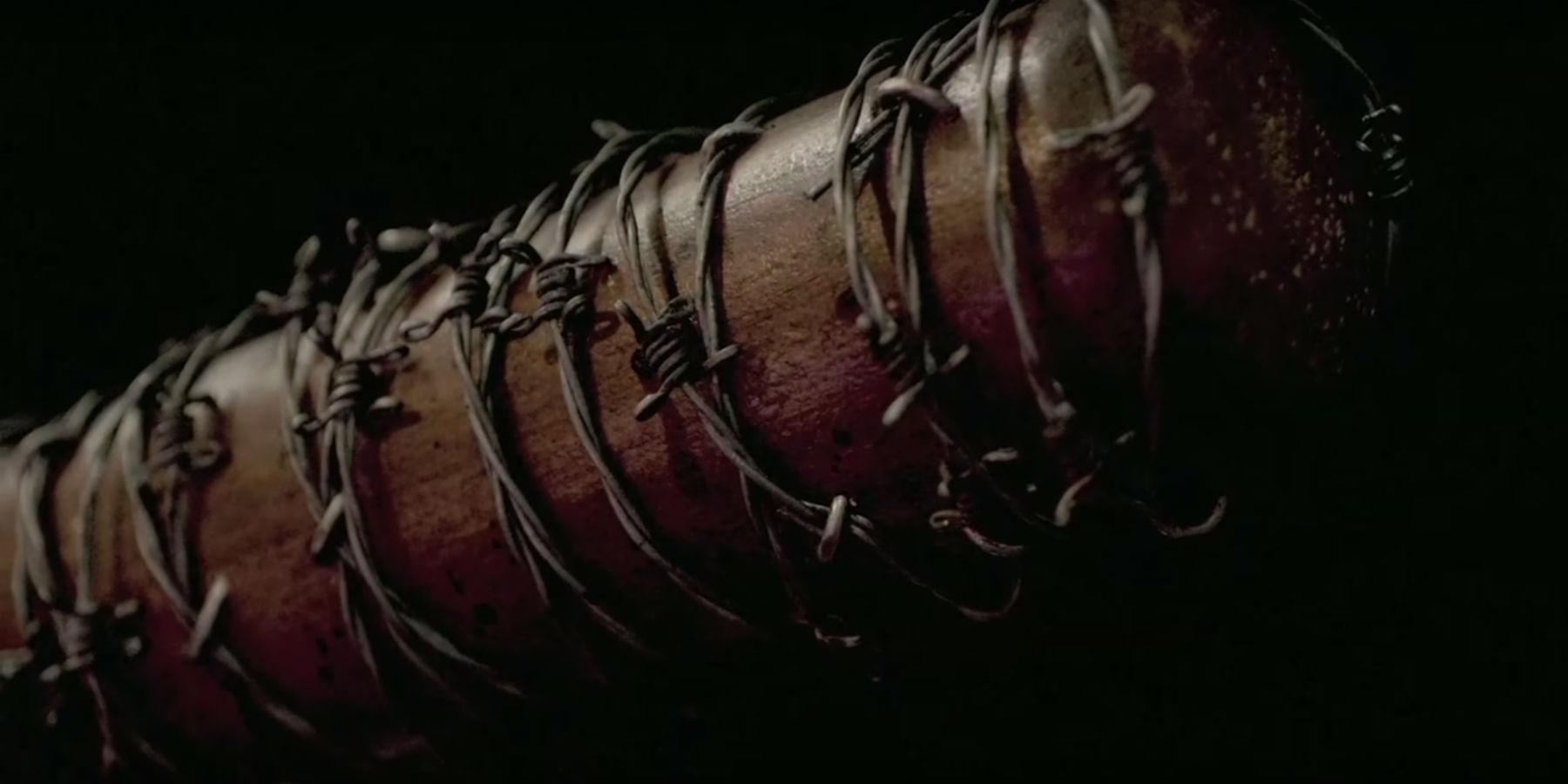 Walking Dead Season 7 Comic Con Trailer Breakdown Lucille
