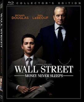 Wall Street Money Never Sleeps DVD Blu ray box art DVD/Blu ray Breakdown: December 21st, 2010