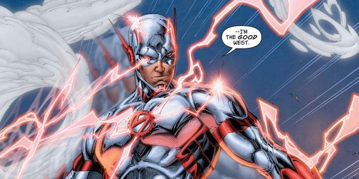 Сериал Флэш 2 сезон (The Flash) смотреть онлайн