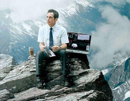 Walter Mitty dreams