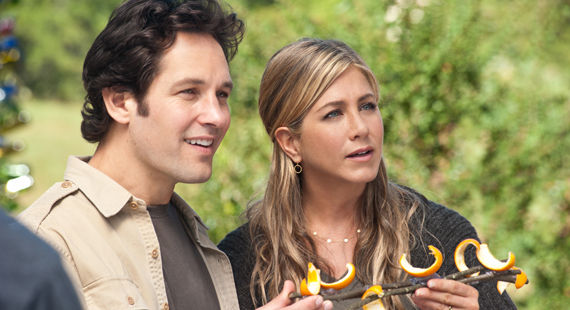 Wanderlust Paul Rudd Jennifer Aniston Screen Rants (Massive) 2012 Movie Preview