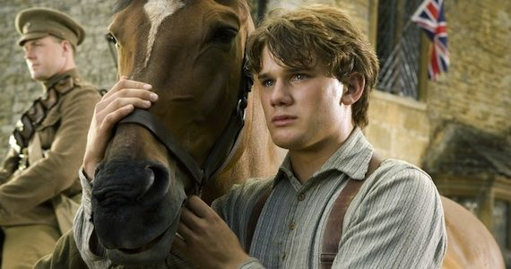 War Horse Movie Jeremy Irvine War Horse Review