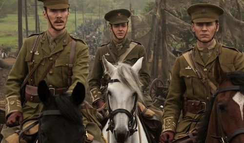 War Horse Movie Tom Hiddleston War Horse Review
