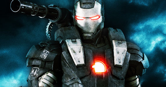 War Machine Iron Man 2 Armor Design Don Cheadle Talks Possible War Machine Movie Plot