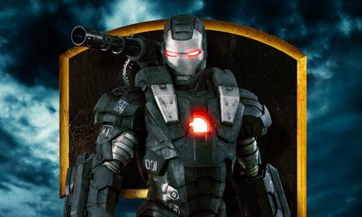 War Machine e1271877379894 Favreau Talks War Machine In Iron Man 2