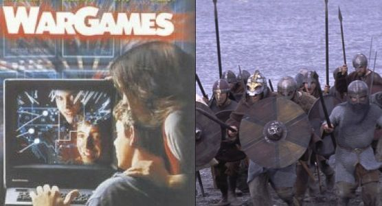 WarGames remake and Viking snag writers WarGames Remake & Viking Thriller Snag Writers