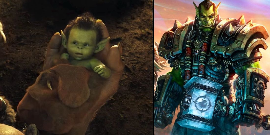 warcraft complete movie character guide