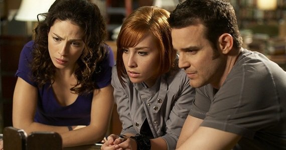Warehouse 13 Agents Warehouse 13 Cancelled by Syfy