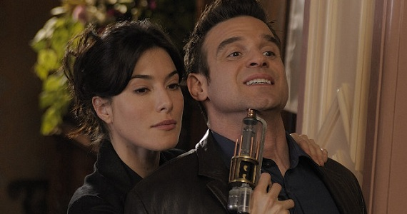 Warehouse 13 HG Wells Stickup Warehouse 13 Cancelled by Syfy