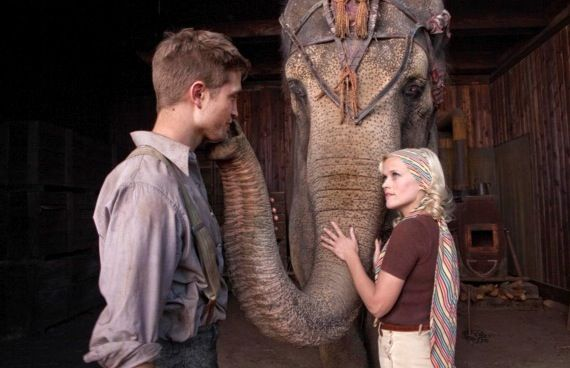 Water for Elephants movie trailer Water for Elephants Trailer #2 Focuses On Plot