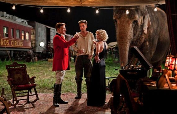 Water for Elephants with Christoph Waltz Water for Elephants Trailer #2 Focuses On Plot