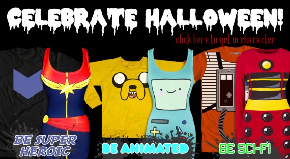 We love fine halloween 570x313 SR Geek Picks: Breaking Batman, Dumb Ways to Die in Grand Theft Auto 5 & More