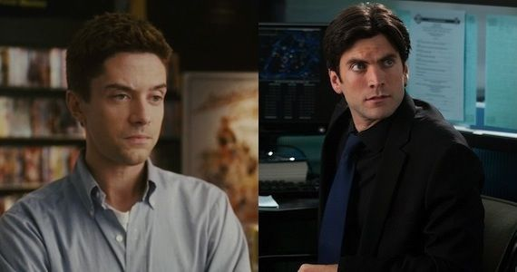 Wes Bentley Topher Grace Interstellar Movie News Wrap Up: Poltergeist Remake, Interstellar Cast, Finchers Gone Girl & More