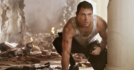 White House Down Channing Tatum White House Down Review