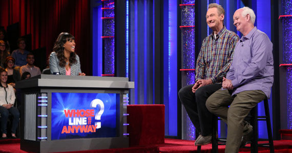 Whose Line is it Anyway sea TV News Wrap Up: The Simpsons Syndication, Whose Line Is It Anyway? Season 2 & More
