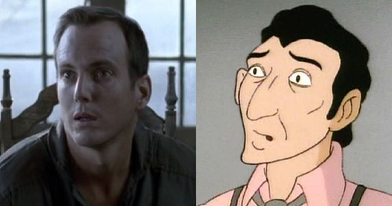 Will Arnett to play Vernon Fenwick in Teenage Mutant Ninja Turtles Will Arnett Talks Teenage Mutant Ninja Turtles & the Vernon Fenwick Character