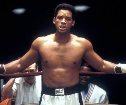 Will Smith as Muhammad Ali
