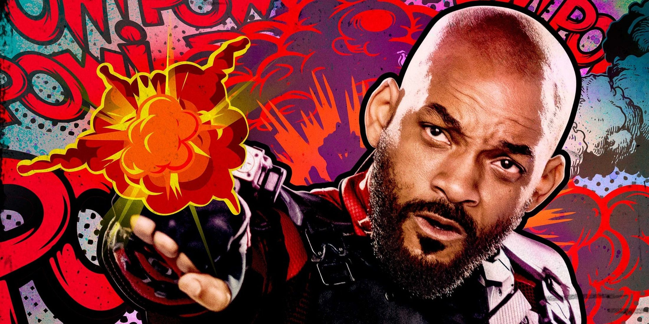 Suicide Squad: How Muhammad Ali Shaped Will Smith's Deadshot Will Smith Deadshot